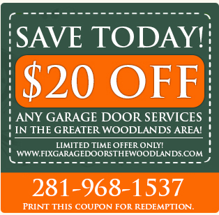 Fix Garage Doors The Woodlands Garage Door Parts